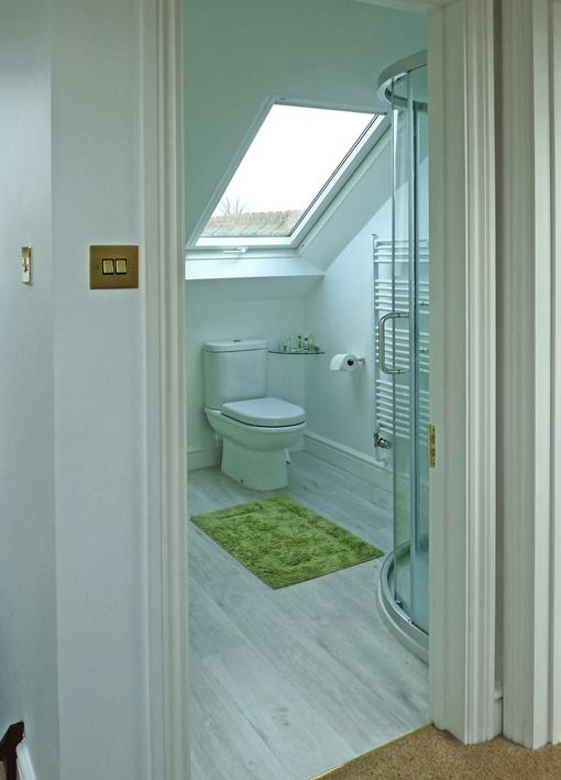 Loft bathrooms gm loft conversions for Bathroom ideas loft conversion