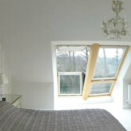 Velux Cabrio Balcony System - Turns A Roof Window Into An Instant Balcony In Seconds!