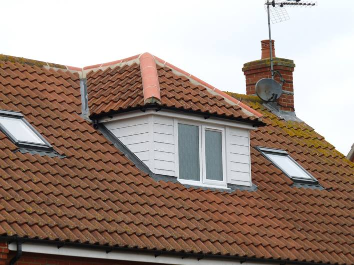 Dormer windows gm loft conversions Low pitched roof
