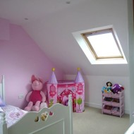 Internal Shot Of Individual Velux. Property In Braintree.
